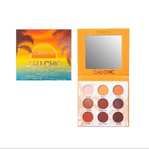 New BEAUTY CREATIONS Palette - CALI CHIC